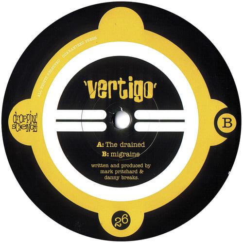 Vertigo - The Drained / Migraine