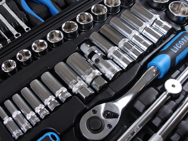 Набор инструментов Licota ALK-8009F