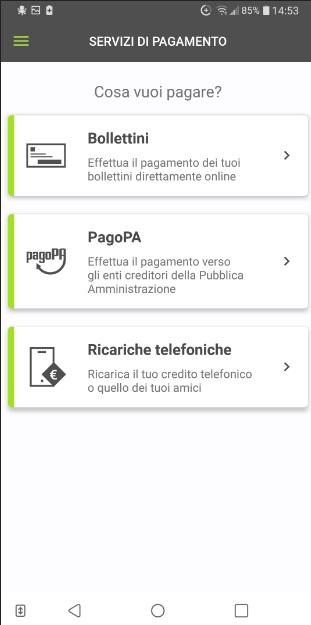 Bill SisalPay Bill (App italiana di SisalPay) €5,00 subito + €5,00 se invitato + €5,00 ogni invito [scadenza 31/07/2021] - Pagina 3 Nuovo-Servizi-Pagamento3