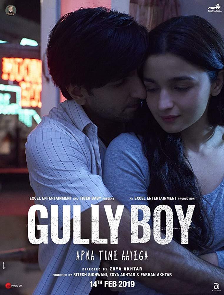Gully Boy HDRip 720p