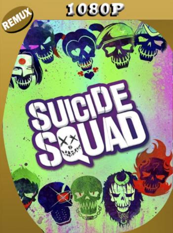 Escuadrón Suicida (2016) THEATRICAL BDRemux [1080p] Latino [GoogleDrive]