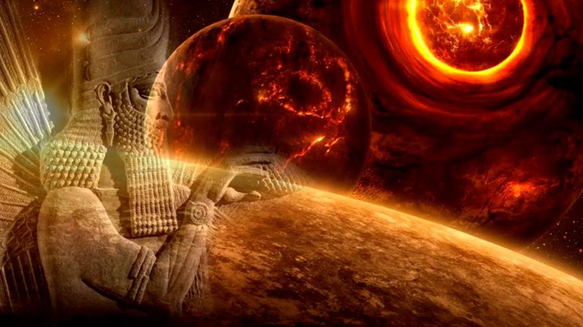 Anunnaki di Nibiru: Civiltà Extraterrestre creatice dell'umanità