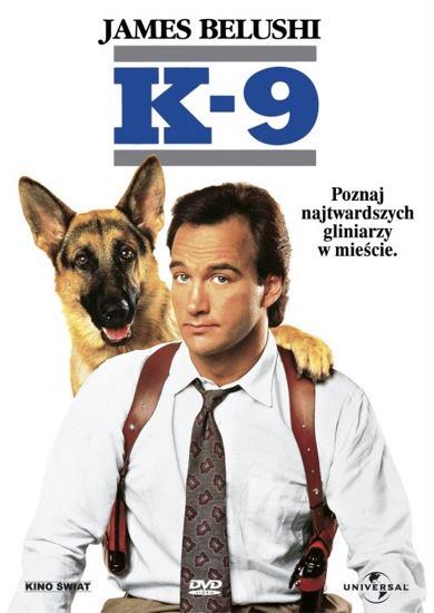 K-9 (1989) PL.WEB-DL.XviD-GR4PE | Lektor PL