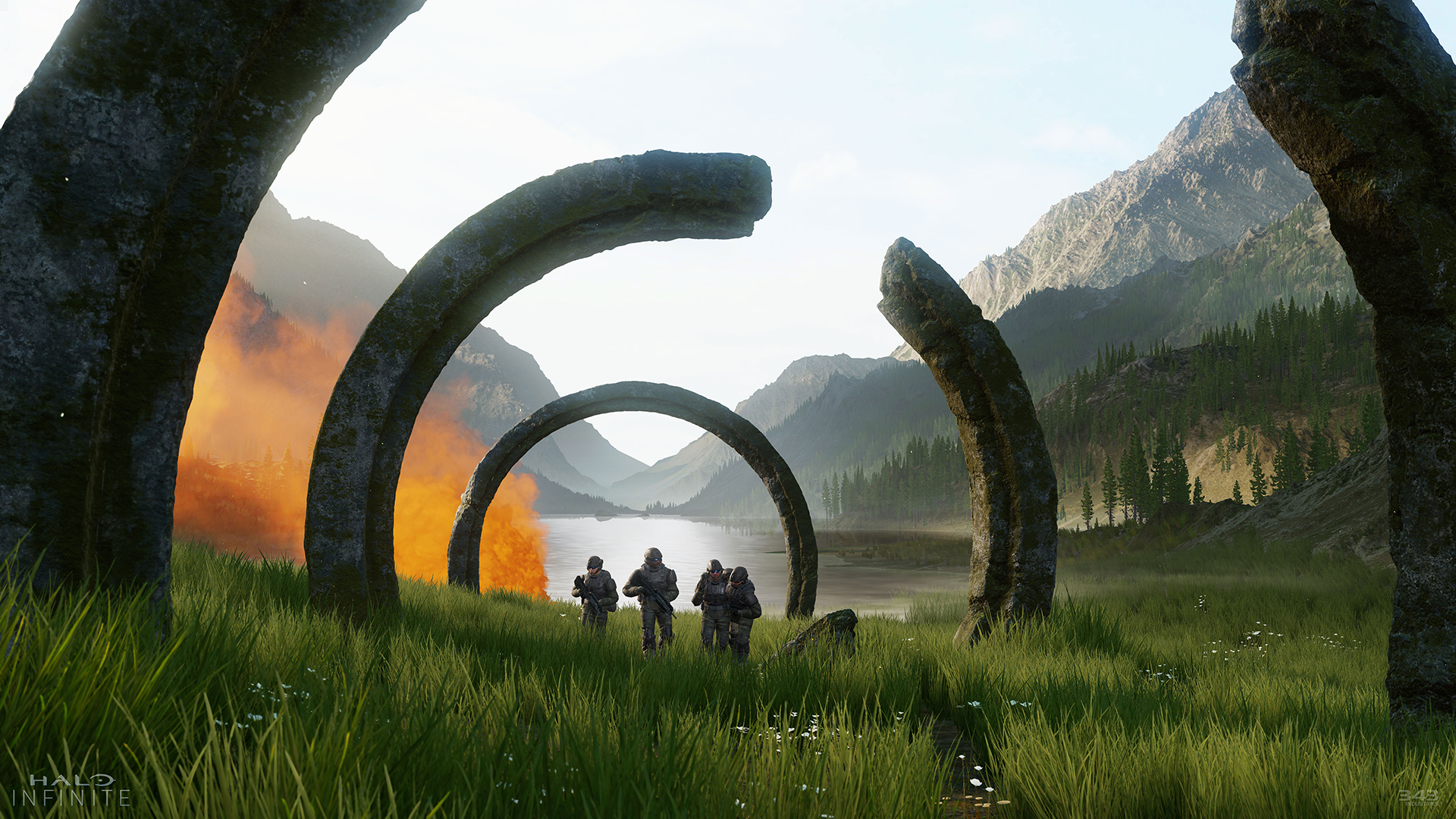E3 2019: Новый трейлер Halo Infinite