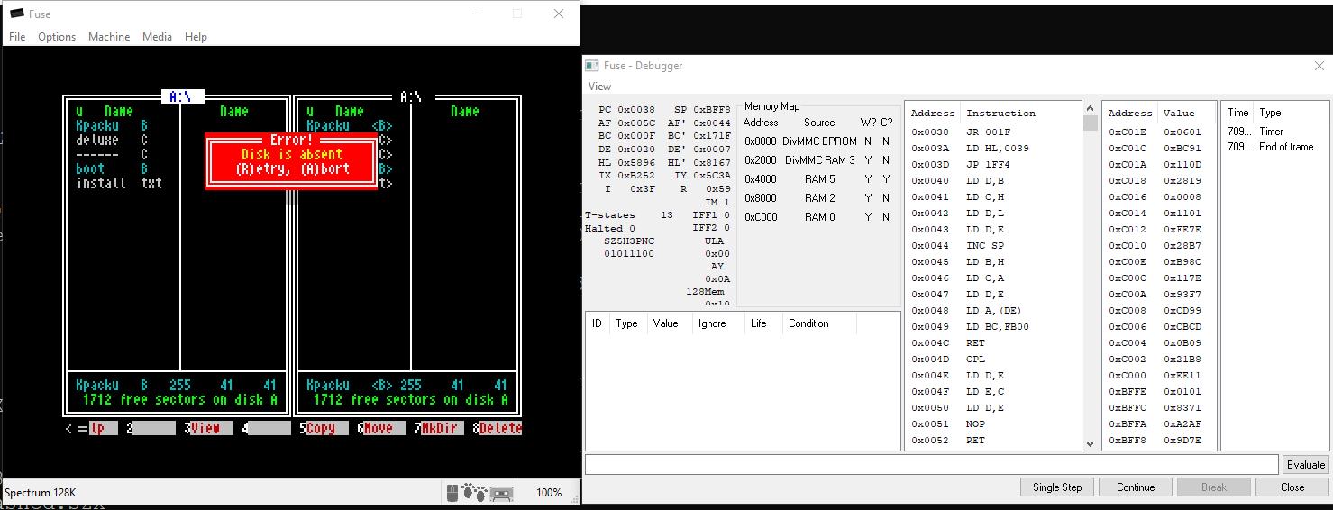 TRDN X 8.1