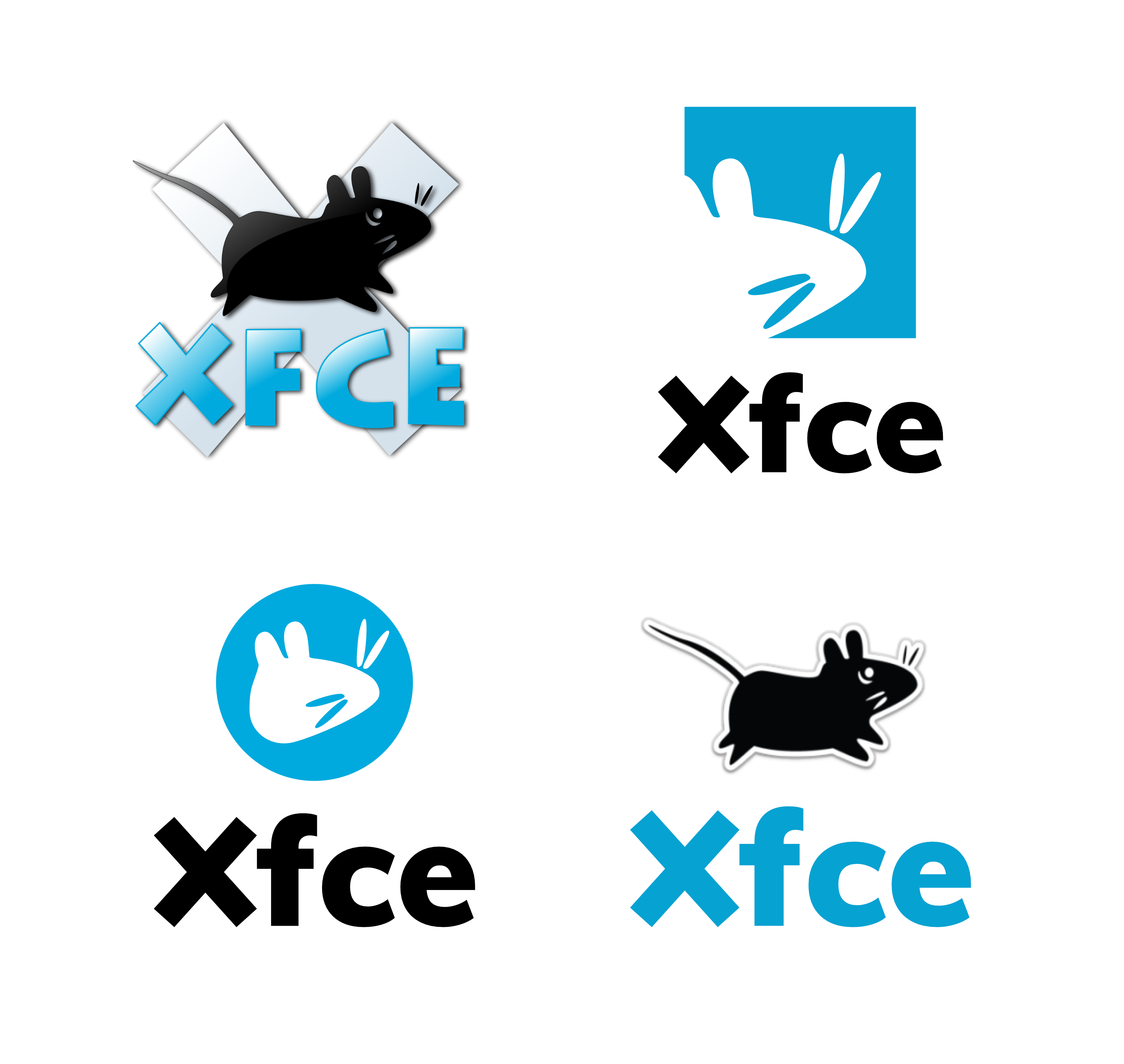 Xfce logo refresh