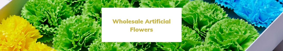 Wholesale Artificial Flowers in Bulk at All Time Trading