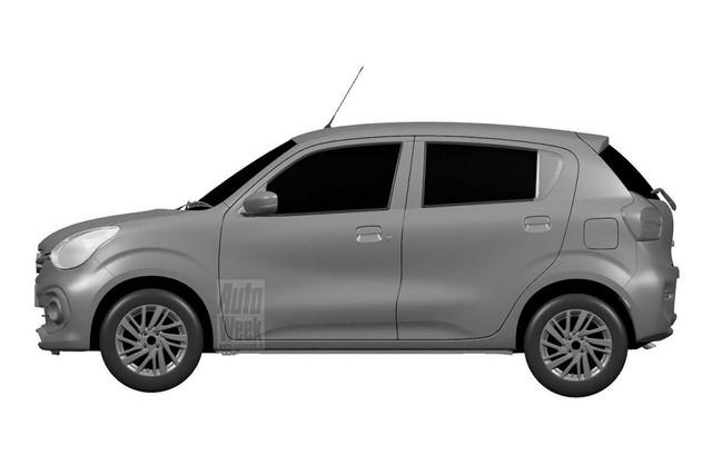 2021 - [Suzuki] Celerio II [YNC] C0-A71840-6-ABA-4-B7-B-A6-CA-461-F1-EC9-F107