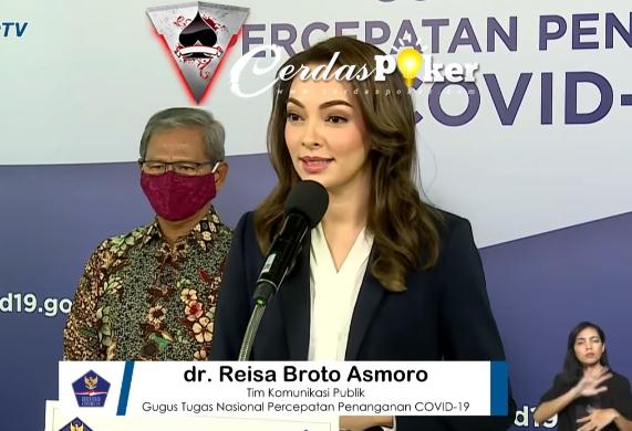 Jubir Reisa Jabarkan Protokol Kesehatan di Mal Begini ?