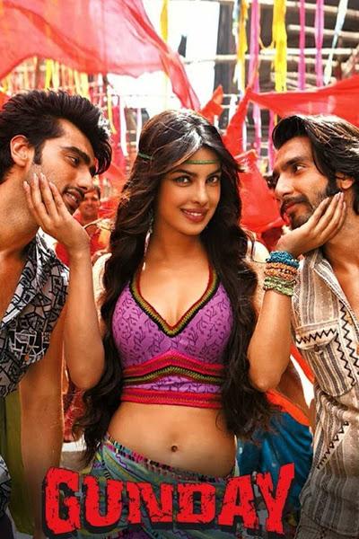 Gunday (2014) Full Movie [Hindi-DD5.1] 480p BluRay ESubs 400MB Download