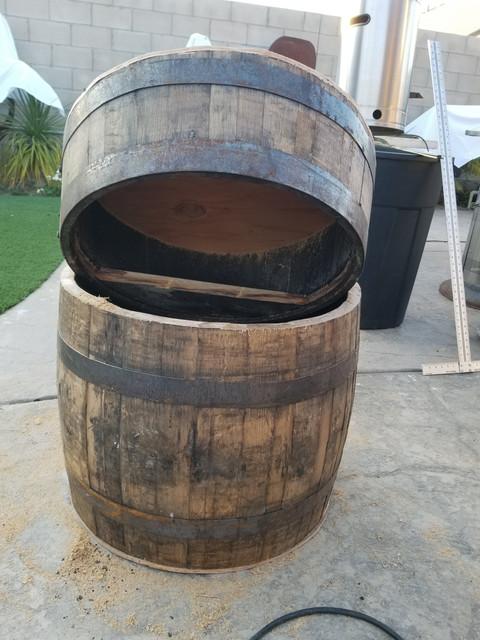 Barrel-Cut