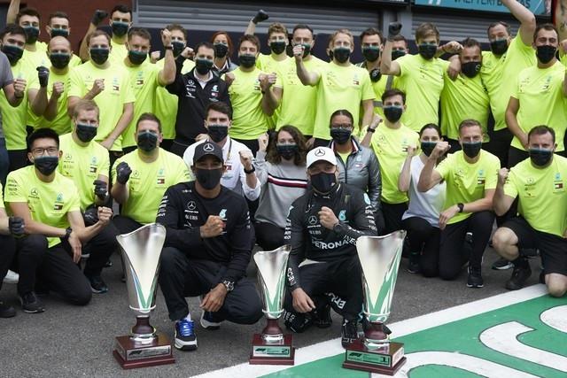 F1 GP de Belgique 2020 : Victoire Lewis Hamilton (Mercedes) M240896-1