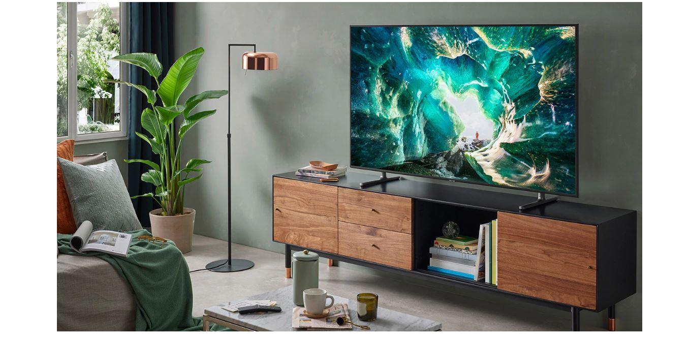 Samsung UE49RU8000U prezzo 124 5 cm (49 ) 4k ultra hd smart tv wi-fi