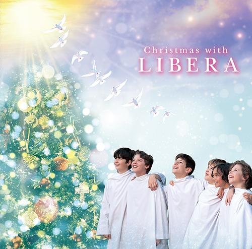 [CD] Christmas Carols with Libera / Christmas with Libera (2019) LIBE-0012-1
