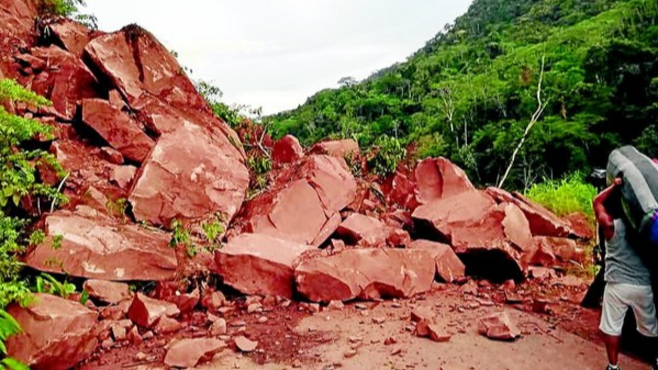 Lluvias ponen en peligro a12 distritos de la región Puno