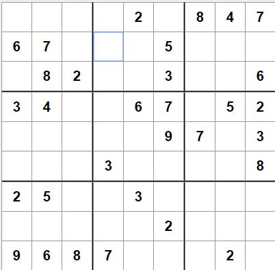 La gran noche [Capítulo] - Página 11 Sudoku