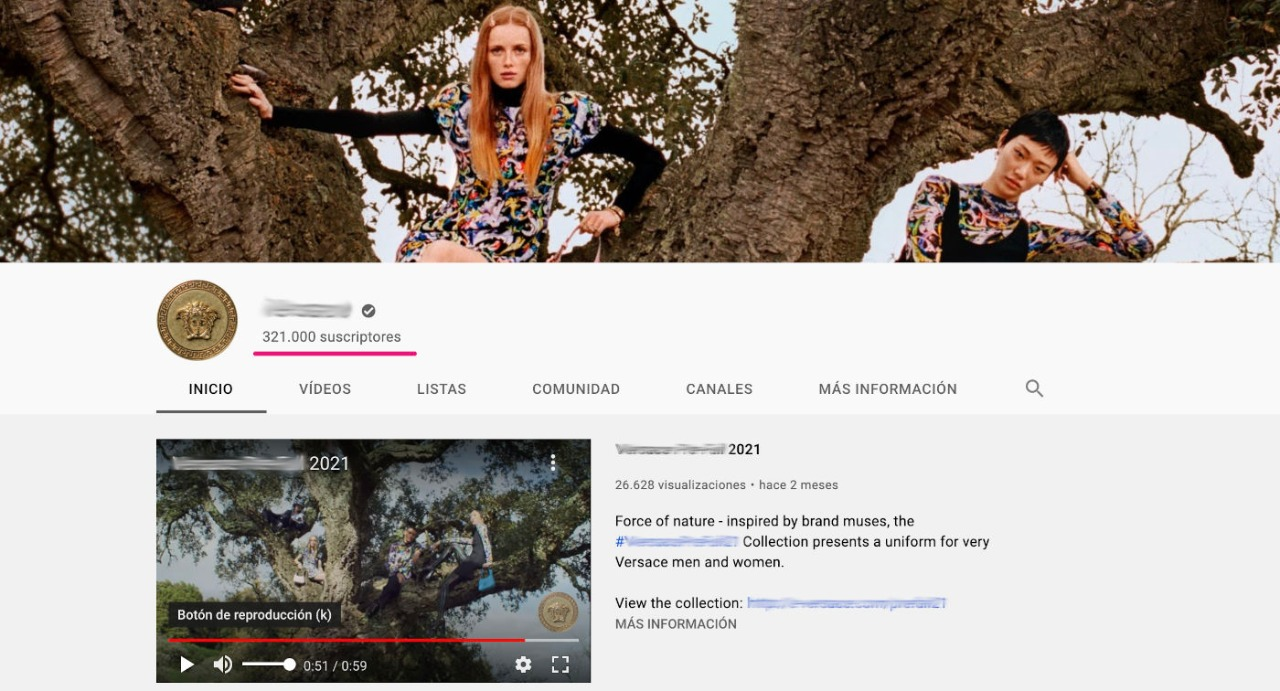 1000 suscriptores YouTube España