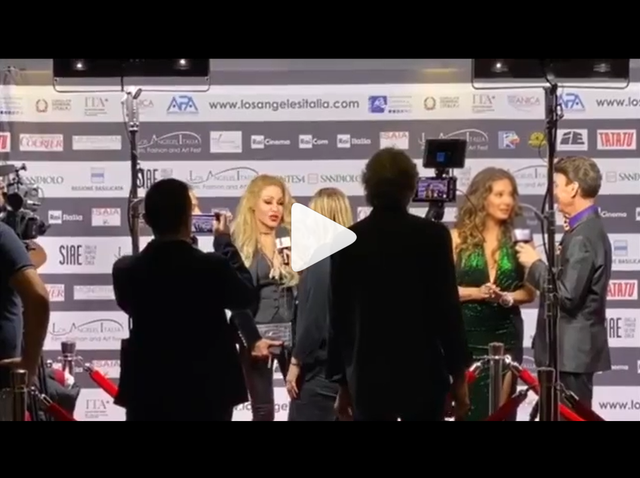 Fia Johansson Italian Film Festival