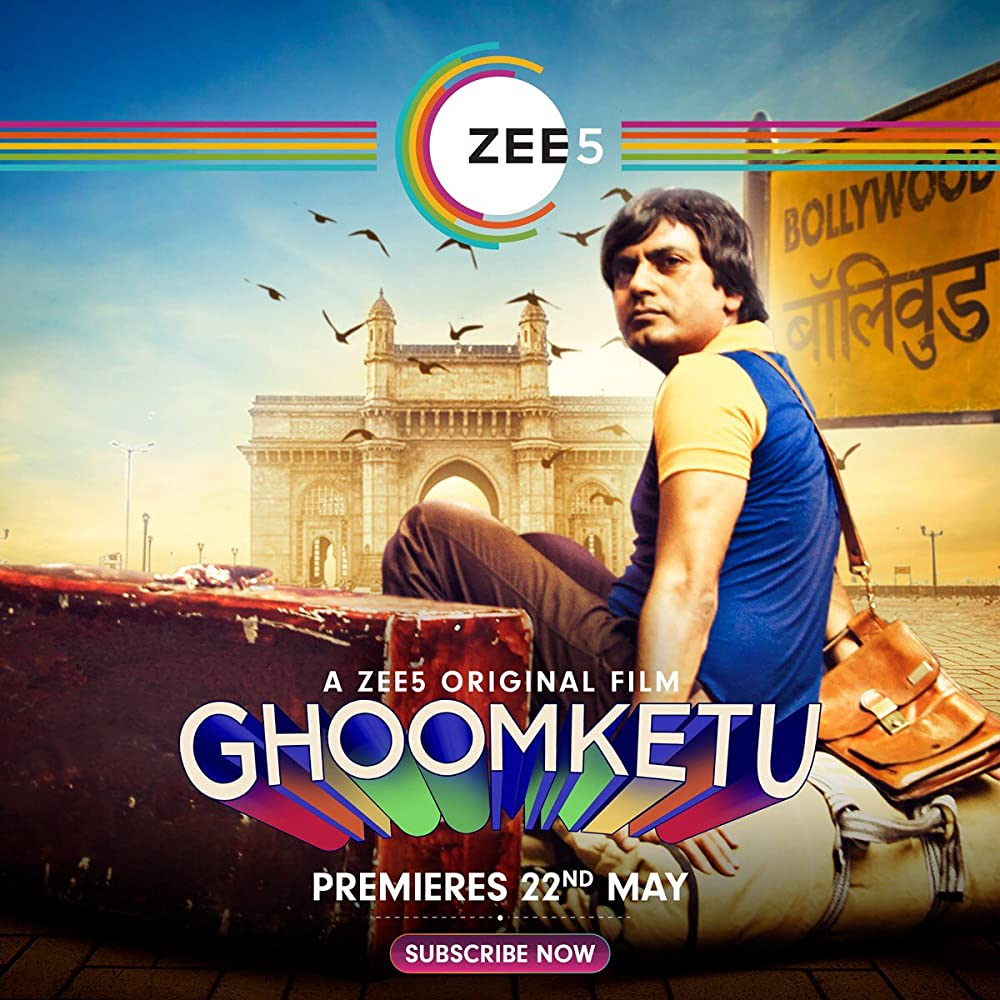 Ghoomketu (2020) Hindi 1080p Zee5 HDRip Esubs DL