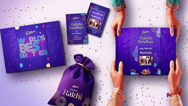 Cadbury Rakhi gift