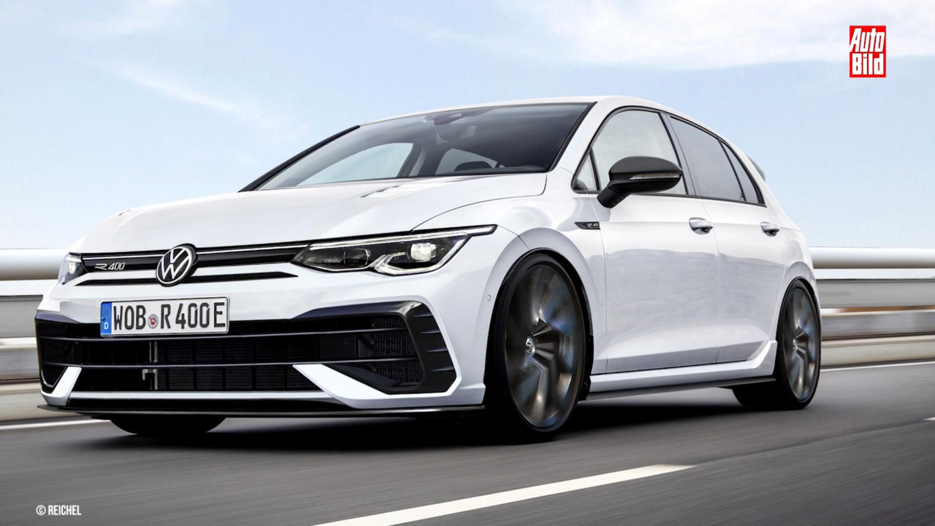 Volkswagen Golf 8 (2019) 13