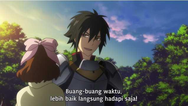 Shinchou Yuusha Kono Yuusha Epusode 11 Subtitle Indonesia