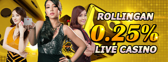 Rollingan 0.25% Casino