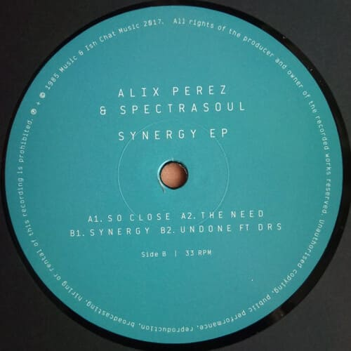 Download Alix Perez & Spectrasoul - Synergy EP mp3