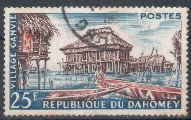 Dahomey-Village