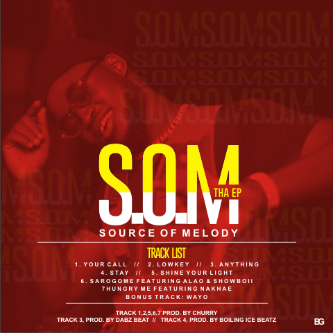 Download Now » Churry – Source Of Melody (S.O.M) EP