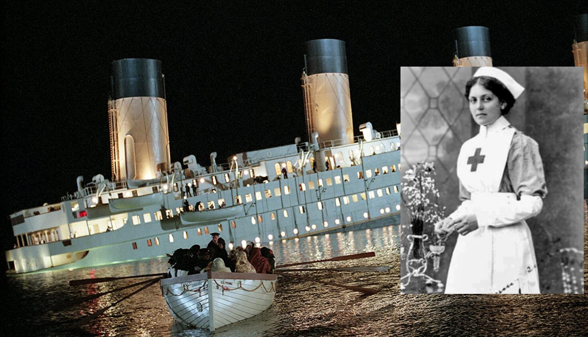 ZVALI SU JE 'GOSPOĐICA NEPOTOPIVA': Violet je bila na Titanicu, Olympicu, Britannicu i preživjela sva tri brodoloma!
