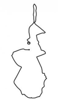 recorrido-linea-medio-maraton-cardiff-travelmarathon-es