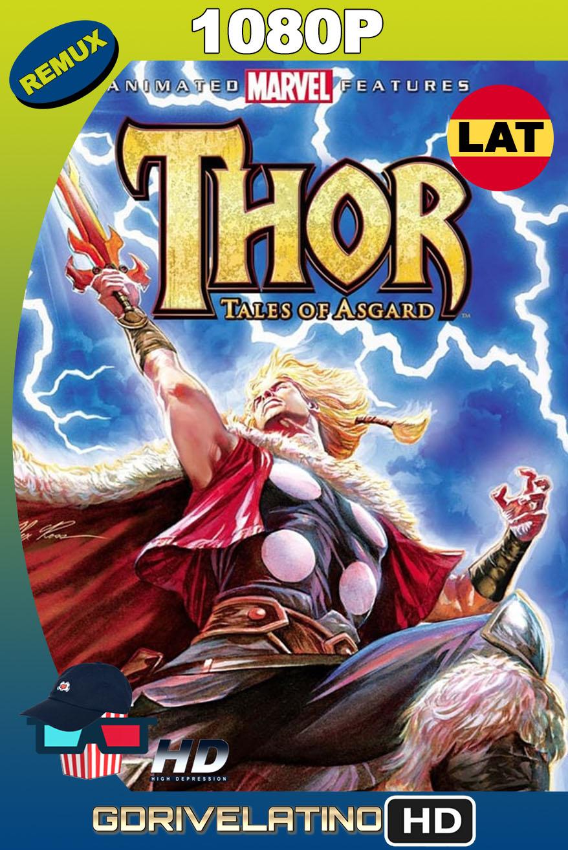 Thor: Historias de Asgard (2011) BDRemux 1080p Latino-Inglés MKV