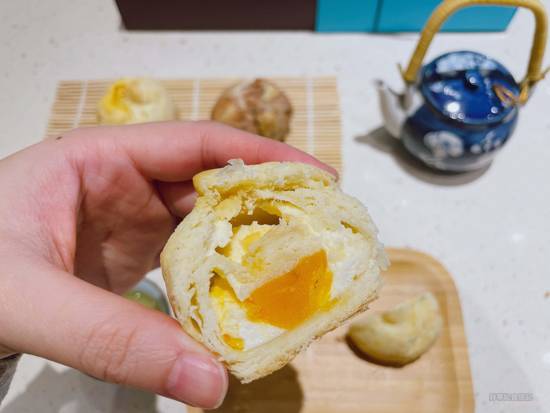 馥漫麵包花園 中秋禮盒 太極系列中牛軋糖蛋黃酥