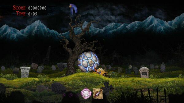 (Ghosts'n Goblins) 經典回歸 魔界村,預購最新詳細信息 Ghosts-n-Goblins-Resurrection-2021-01-26-21-005-600x338