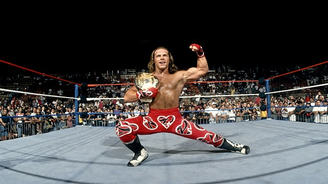 How Shawn Michaels Bounced Back From Years of Addiction
