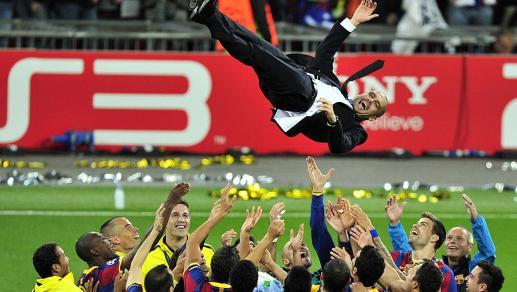 Filosofi Sepakbola Ala Pep Guardiola Sang Penyihir Lapangan Hijau