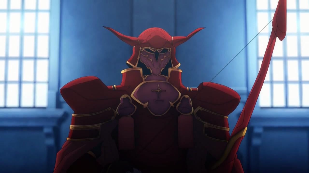 """El caballero carmesi"" | Sword Art Online: Alicization"