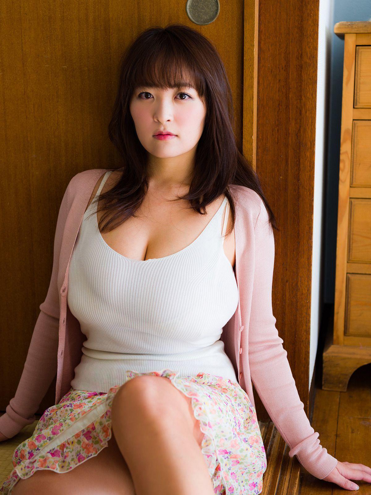[Sabra.net] Strictly Girl 柳瀬早紀 - 昼下がりのIカップ