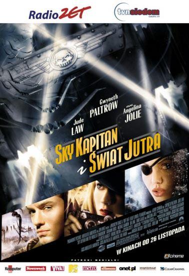 Sky Kapitan i świat jutra / Sky Captain and the World of Tomorrow (2004) PL.BRRip.XviD-GR4PE | Lektor PL