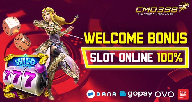Slot Bonus 100 Member Baru