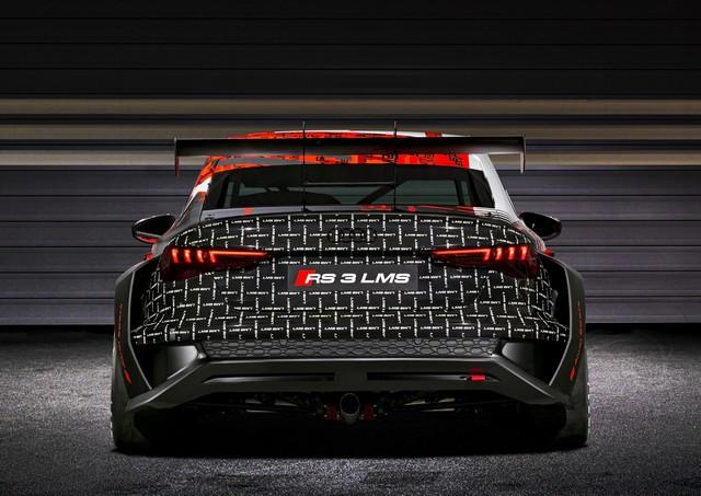 Première mondiale de la nouvelle Audi RS 3 LMS A210684-medium