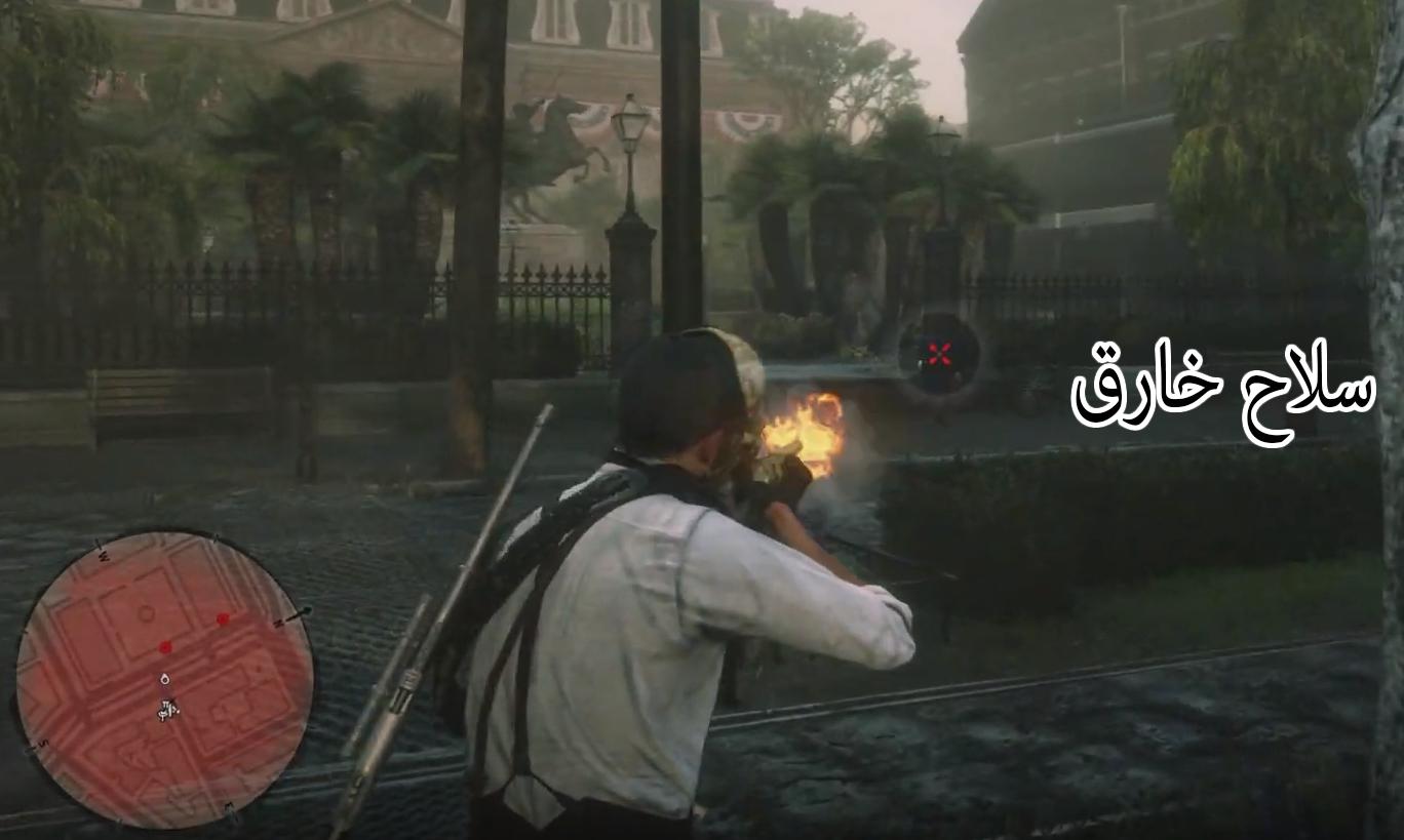 السلام عليكم ورحمة الله وبركاته RED DEAD REDEMPTION 2 First New Mods.