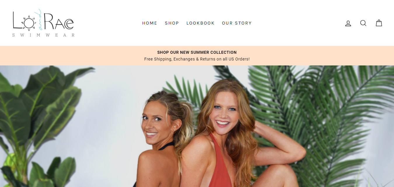 The Lo and Rae Swimwear travel product recommended by Lauren Stracquatanio on Pretty Progressive.