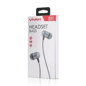 Headset Vivan Q11