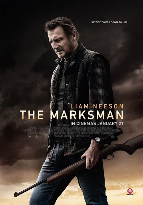 The Marksman | 2021 | m720p - m1080p | WEB-DL | Türkçe Altyazılı | Tek Link