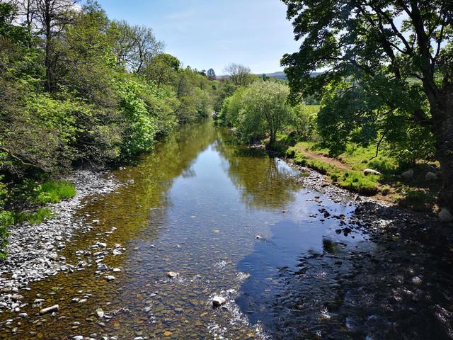 Scaur Water from Keir Bridge A702.jpg