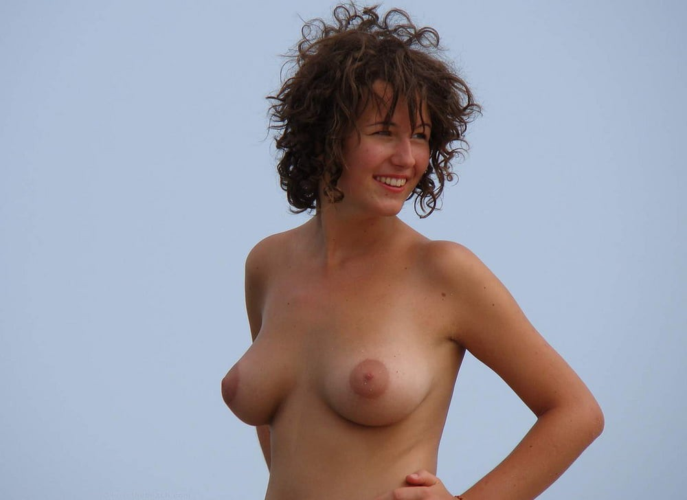 Teen puffy nipples free young