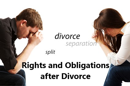 Rights and Obligations after Divorce