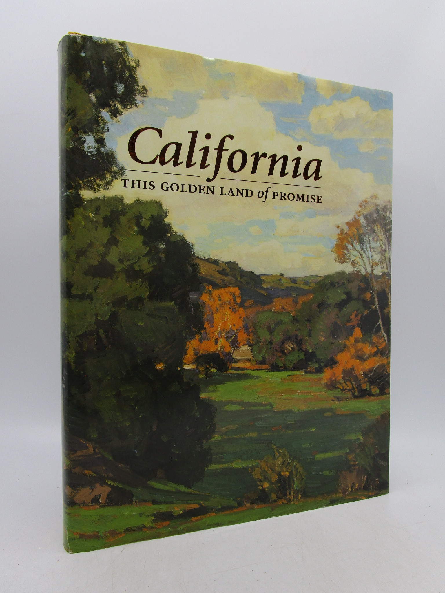 Image for California: This Golden Land of Promise (Signed)